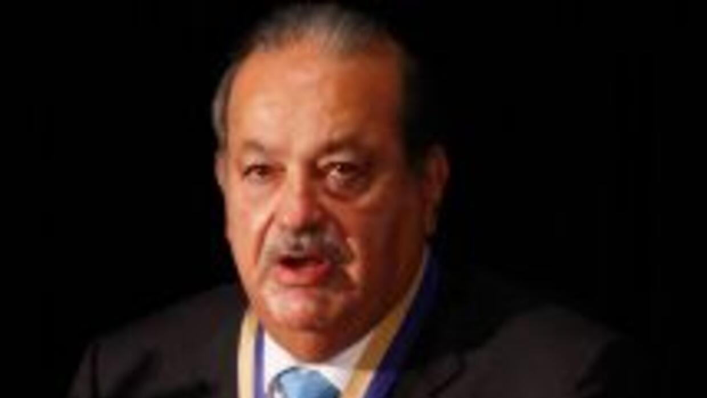 Grupo Carso, cuyo dueño es Carlos Slim, registró un crecimiento anual de...