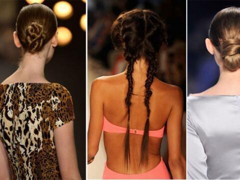 ¡Anota! Estos serán los peinados que andarán en cabe...