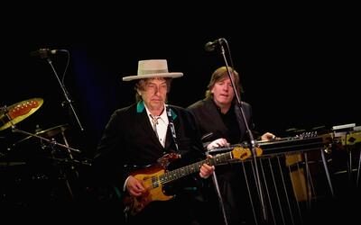 Bob Dylan recibió el 13 de octubre pasado el premio Nobel de Lite...