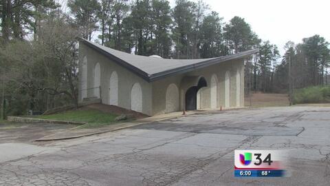 Incendio en una iglesia en Decatur es investigado por la policía