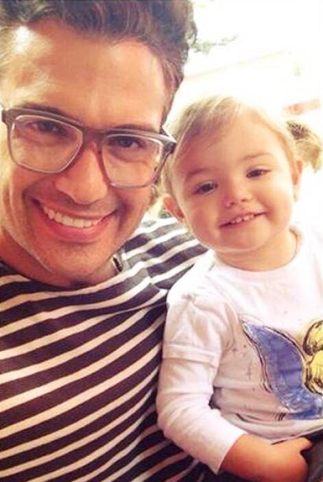 Así que Elena tendrá un hermanito.