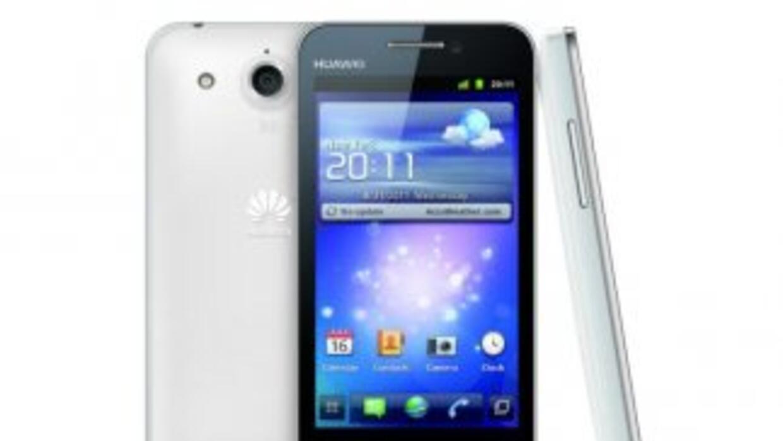 El nuevo celular Huawei Honor llegó primero al mercado asiático.