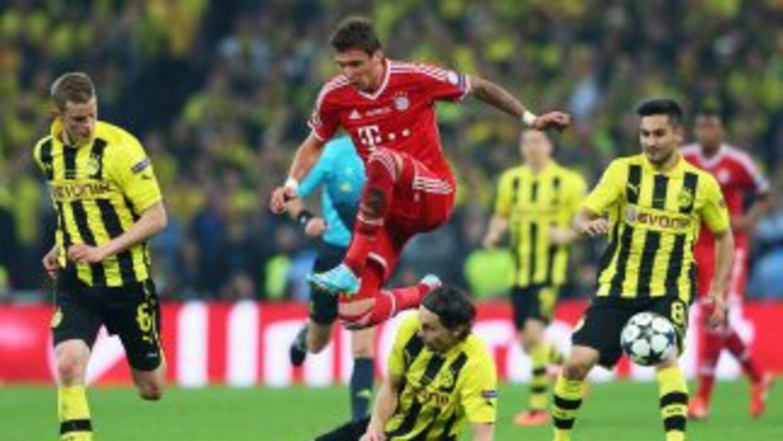 De acuerdo a la opinión del técnico de la 'Mannschaft', Bayern y Dortmun...