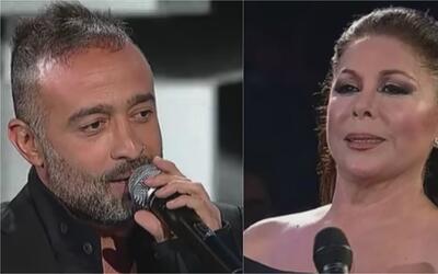 Mario Domm no se quedó callado y le respondió a Isabel Pantoja llamándol...