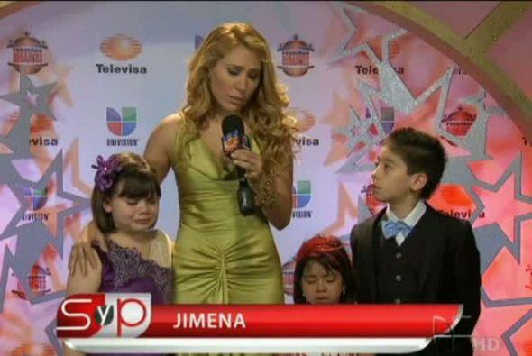 Jimena los entrevistó luego de la nominación y estaban muy...