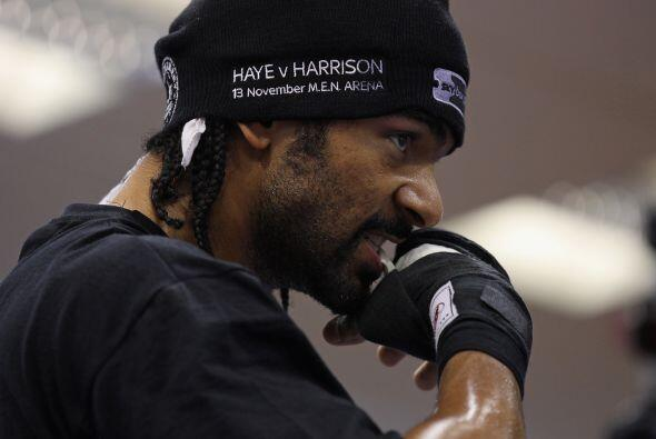 """""""Siempre habla de mis derrotas de cuando era un boxeador aficionado. Cua..."""
