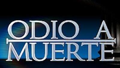 """La cadena Univision presentó el especial """"Odio a Muerte"""" 95f36c47005a4b6..."""