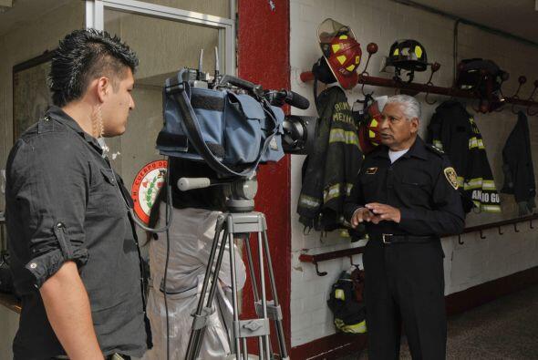 Maneja la cuenta del Heroico Cuerpo de bomberos de la Ciudad de México,...