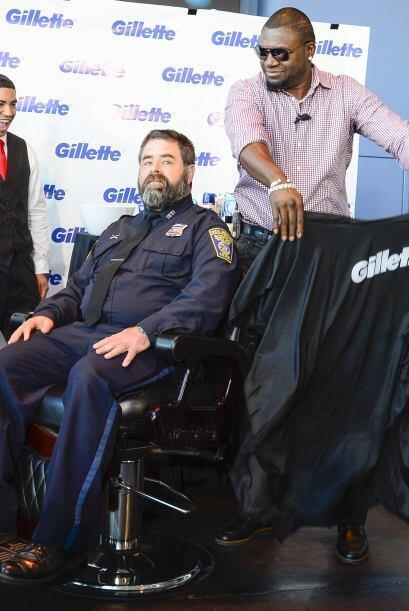 Ortiz, haciéndose pasar por barbero, atendió al oficial Horganen un even...