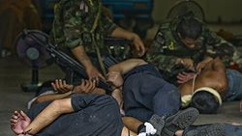 Tailandia se hunde en el caos tras un mes de severas protestas 5e74ae70a...