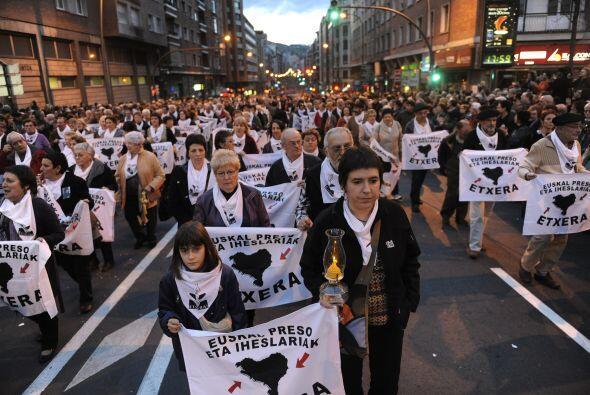 La ETA es una organización terrorista autodeclarada independentista, nac...