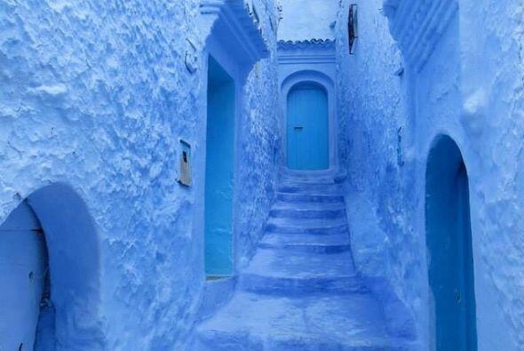 Chefchaouen, Marruecos Noroccidental   Chefchaouen es muy conocido por s...