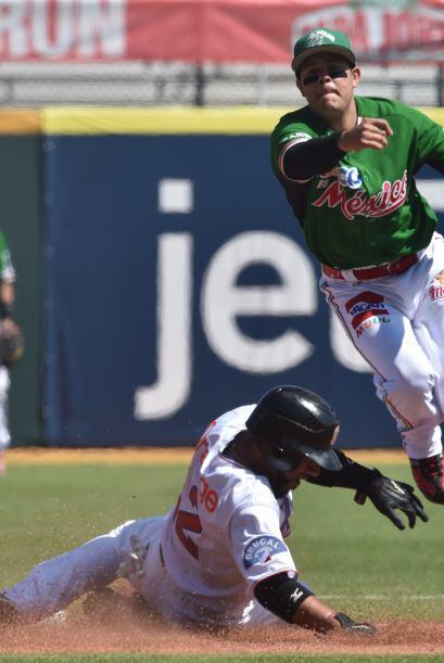 Los representativos mexicano han ganado las dos últimas Series del Carib...