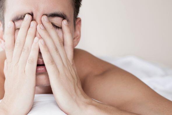 Mantén tu horario de sueño: Sólo porque tienes más oportunidades de qued...