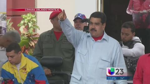 Maduro amenaza con recortar a dos meses el período de Asamble Nacional