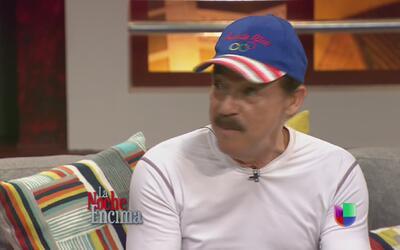 Juan Manuel Lebrón habla de su faceta de tenista
