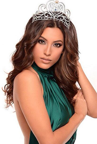 Natasha Martinez, Miss California