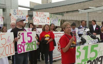 ¿Aumentará el salario mínimo en San José?