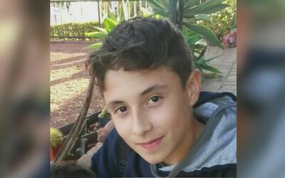 Autoridades continúan la búsqueda por el adolescente Elías Rodríguez