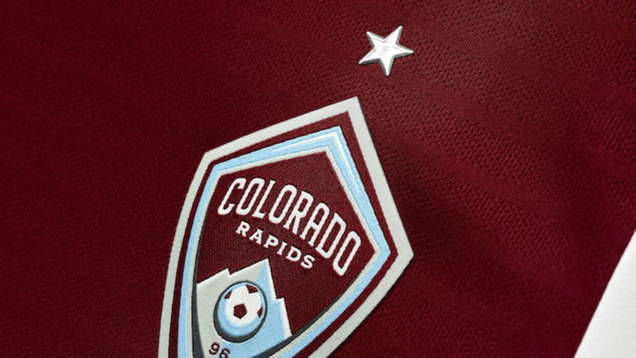 Colorado Rapids Camiseta 2016