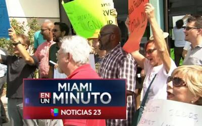 'Miami en un Minuto': Frank Artiles renuncia a su cargo tras presiones r...