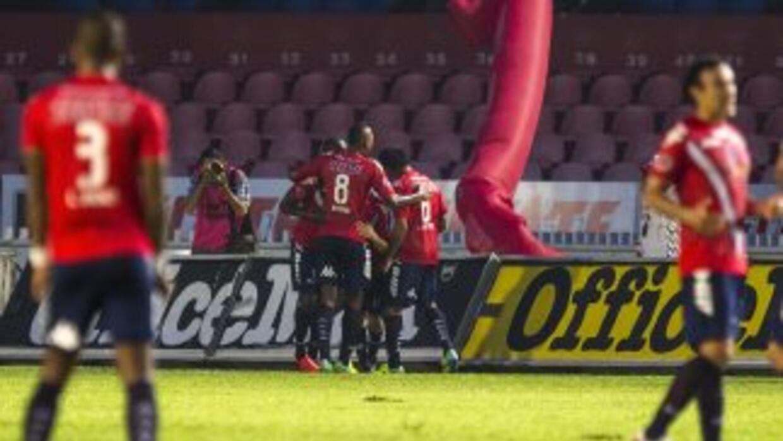 Veracruz derrota por la mínima diferencia a los Xolos en el puerto.