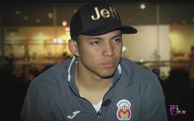 Entrevista exclusiva con Jefferson Montero