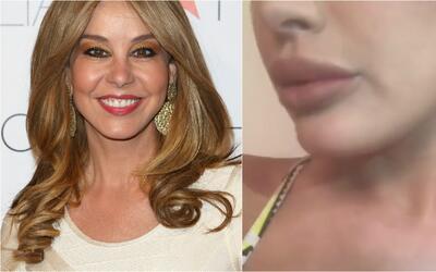 Myrka Dellanos defendió a su hija Alexa Dellanos de los que la criticaro...