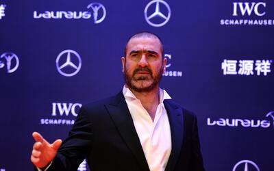 Cantona preferiría que Guardiola dirigiera al United en vez de al City.
