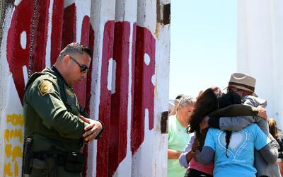 Abren la frontera en el Día del niño