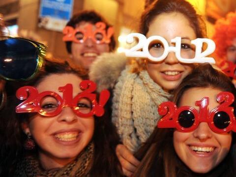 Aquí algunas ideas de fiestas y eventos para recibir el 2015 en C...