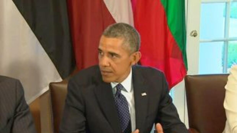 Obama: 'Aún no he tomado una decisión'