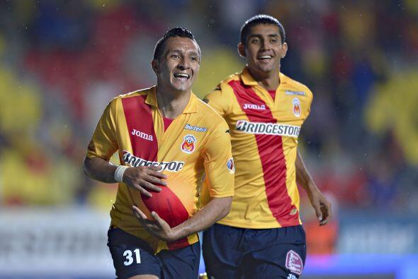 Oscar Fernández: El joven atacante de Morelia aprovechó a la perfección...