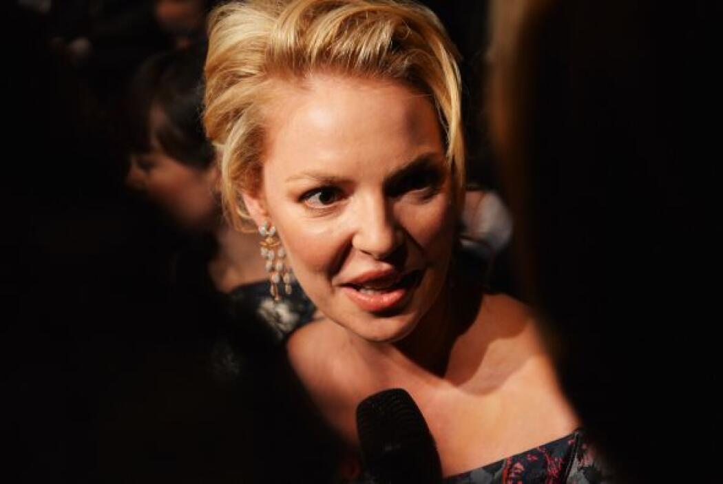 2. Katherine Heigl. La actriz generó apenas3.50 dólares por cada dólar q...