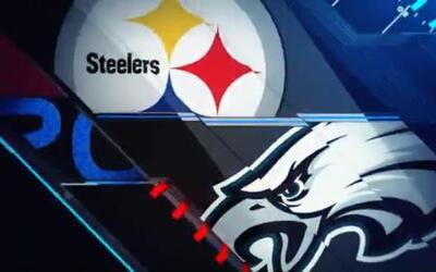 Highlights Pretemporada Semana 3:  Pittsburgh Steelers vs. Philadelphia...