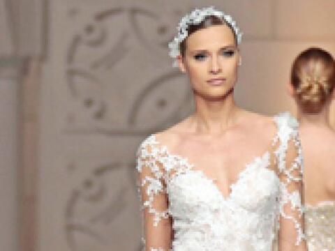 La semana de la moda para novias en Barcelona es una de las más i...