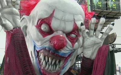 Reconocida tienda retira de sus estantes máscaras de payasos en intento...