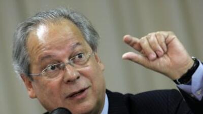 José Dirceu, ex ministro de la Presidencia de Brasil.