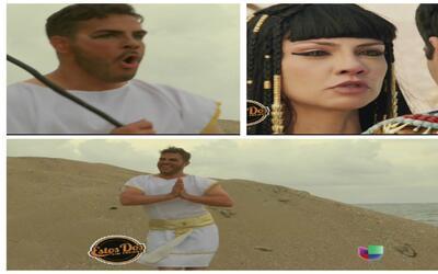 """""""Nefertari come to daddy"""", canta Víctor hasta en sus sueños"""