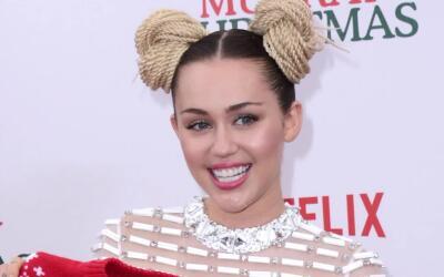 Miley Cyrus ha dejado la fiesta a un lado por Liam