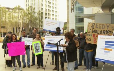Crisis de vivienda golpea duramente a inquilinos de San José