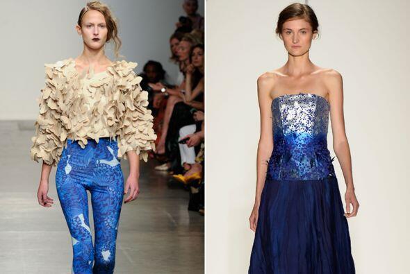 ¡Arrancó la Semana de la Moda de Nueva York! Estas son algunas de las pr...