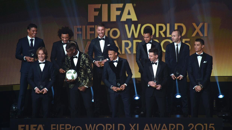 FIFA FIFPro World XI