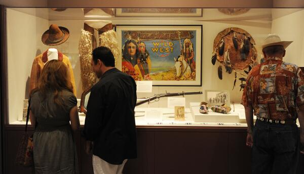 El museo Autry  está dedicado a compartir historia del oeste de América.