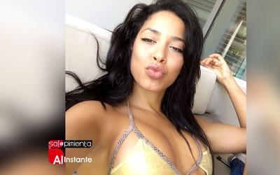 SYP Al Instante: Shalimar subió la temperatura con sus diminutos y sexys...