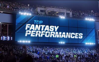 Las mejores actuaciones de Fantasy NFL en la Semana 3