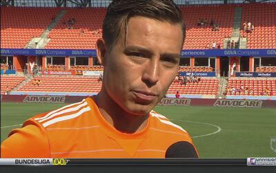 'Cubo' Torres desea regresar a la selección mexicana