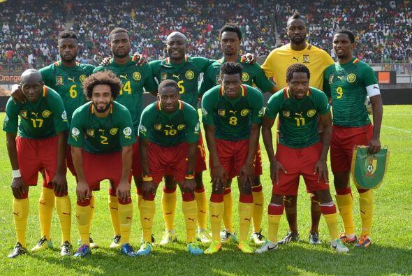 LOS LEONES BUSCAN NATURALIZADOS  Camerún, rival para el 13 de jun...