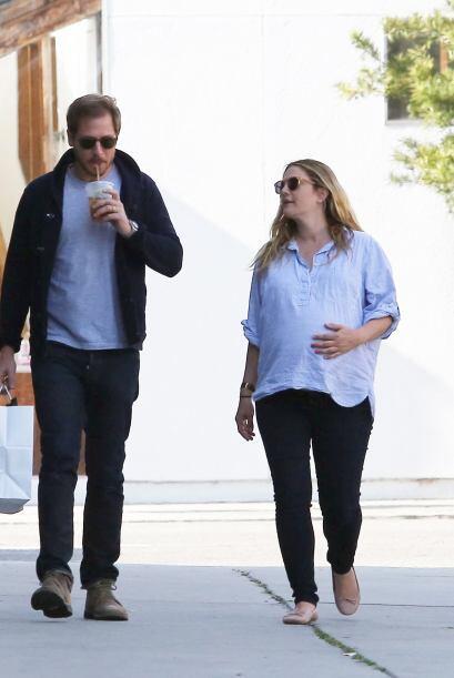 Drew y Will salieron de compras un par de horas en Beverly Hills. La rub...