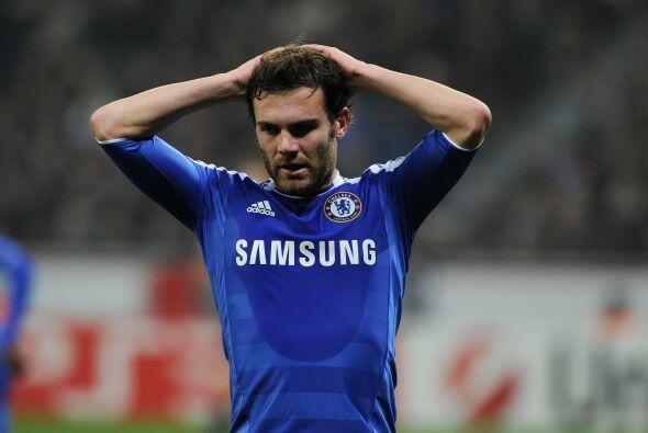 Chelsea no lo creía, pues confiaba en ganar y acercarse a la sigu...